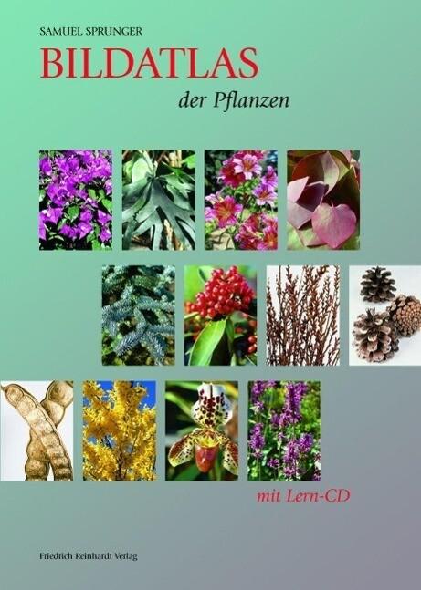 Bildatlas der Pflanzen als Buch