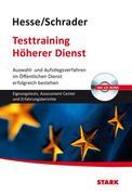 Testtraining Beruf & Karriere / Testtraining Höherer Dienst