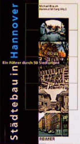 Städtebau in Hannover als Buch