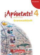 ¡Apúntate! - Ausgabe 2008 - Band 4 - Grammatisches Beiheft