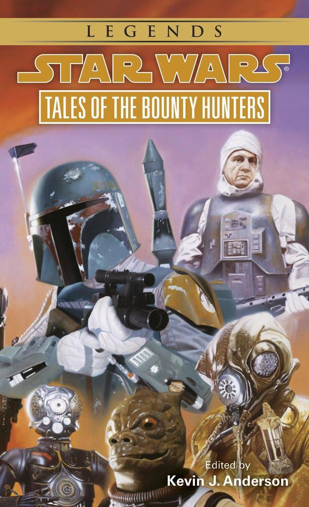 Tales of the Bounty Hunters: Star Wars Legends als Taschenbuch