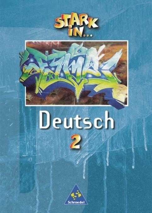 Stark in Deutsch 2. Sprachlesebuch. Schülerbuch als Buch