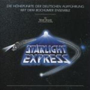 Starlight Express. Musical-CD als CD