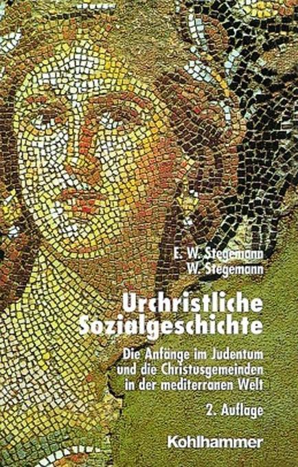 Urchristliche Sozialgeschichte als Buch (gebunden)