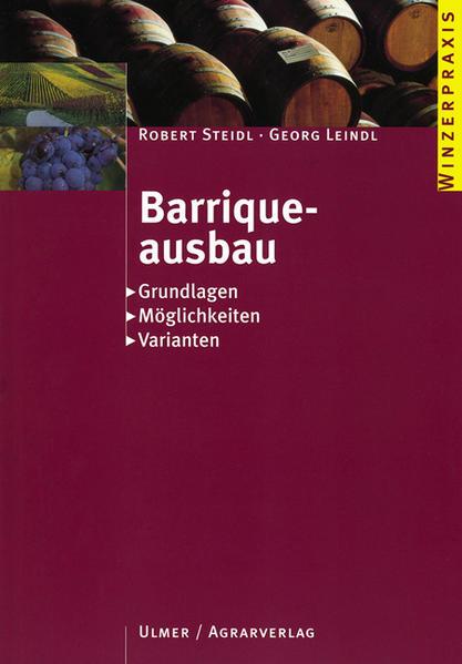 Barriqueausbau als Buch