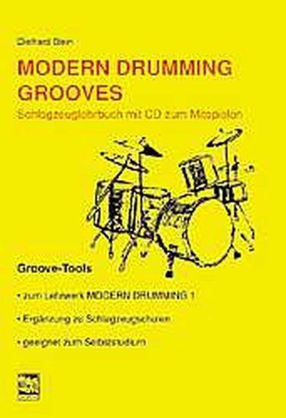 Modern Drumming Grooves als Buch