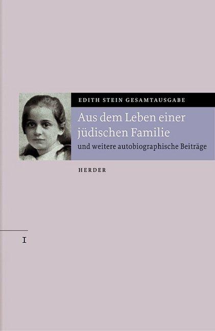 Gesamtausgabe. Aus dem Leben einer jüdischen Familie als Buch