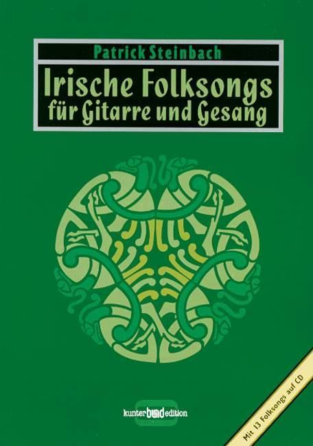 Irische Folksongs für Gitarre und Gesang als Buch