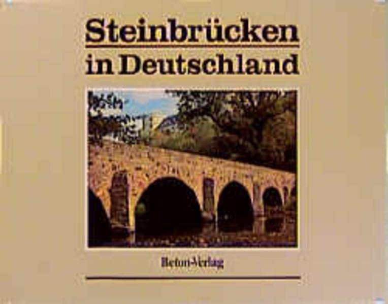 Steinbrücken in Deutschland 1 als Buch