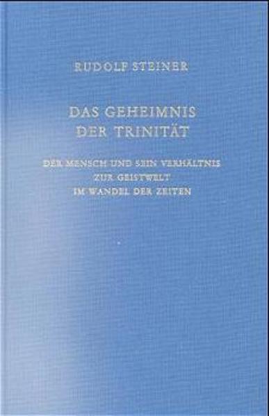 Das Geheimnis der Trinität als Buch