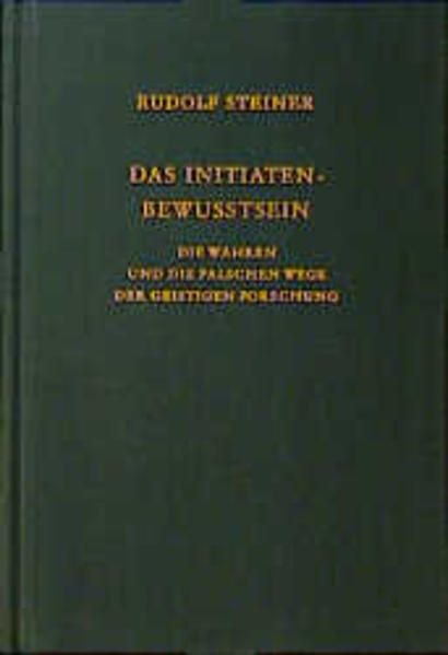 Das Initiaten-Bewusstsein als Buch