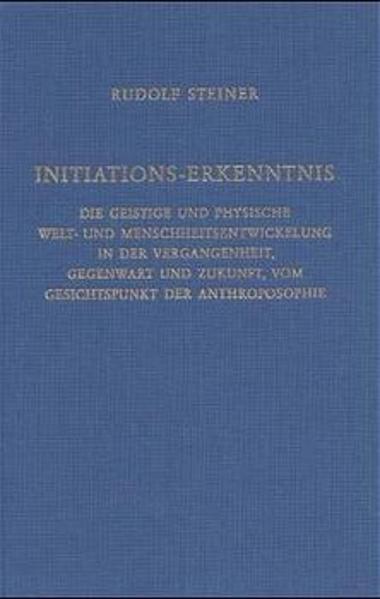 Initiations - Erkenntnis als Buch