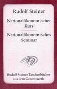Nationalökonomischer Kurs und Nationalökonomisches Seminar