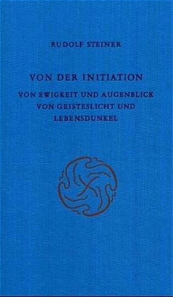 Von der Initiation als Buch