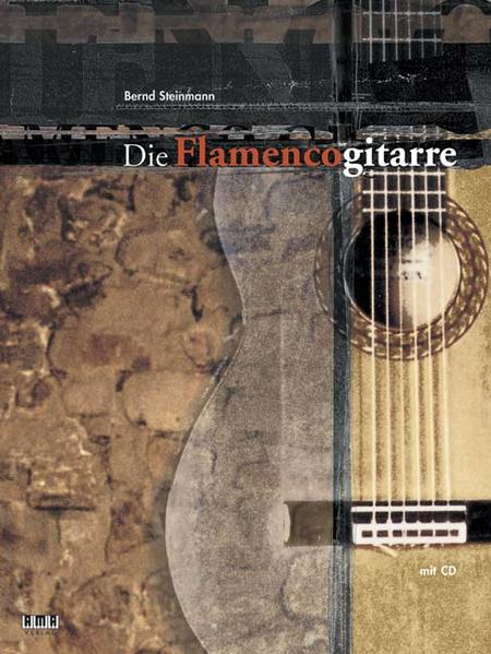 Die Flamencogitarre als Buch