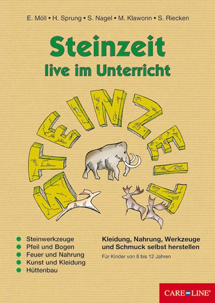 Steinzeit live im Unterricht als Buch