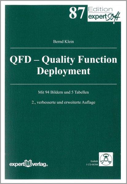 QFD - Quality Function Deployment als Buch