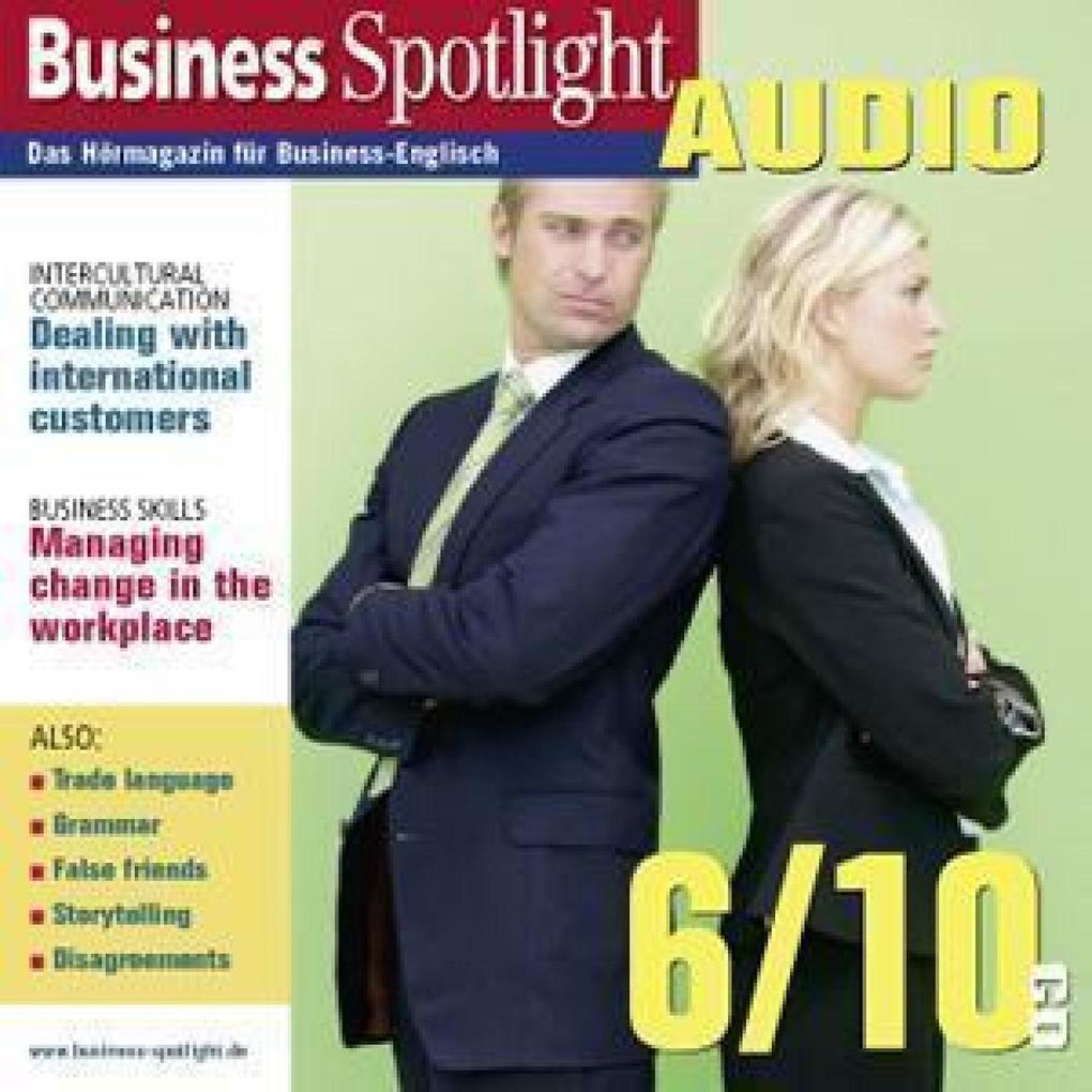 Business Englisch lernen Audio - Interkulturell...