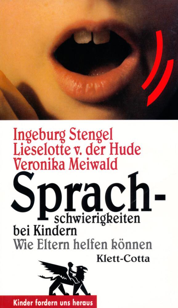 Sprachschwierigkeiten bei Kindern als Buch