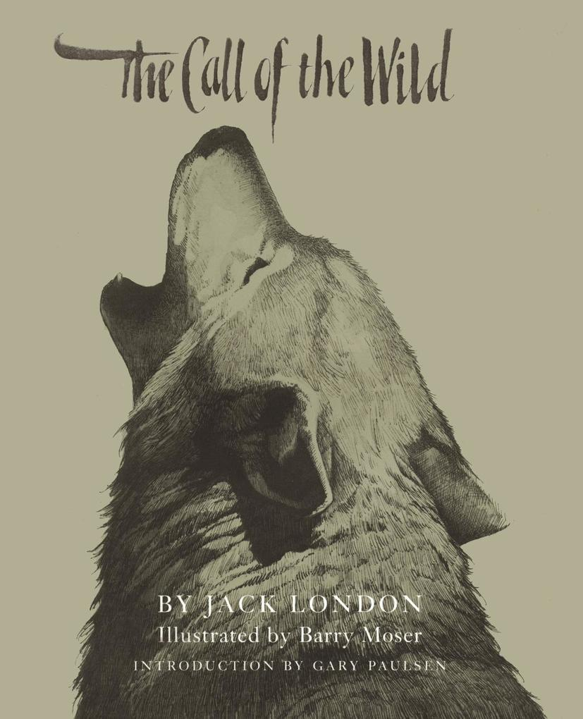 The Call of the Wild als Buch (gebunden)