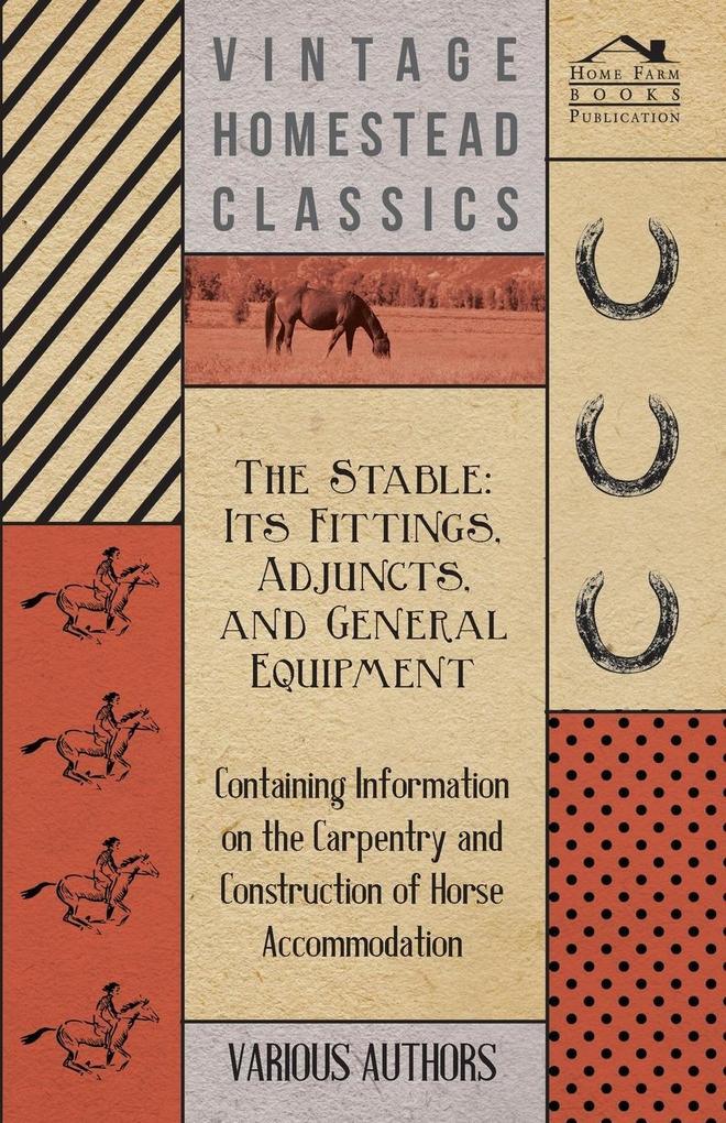 The Stable als Buch von Anon
