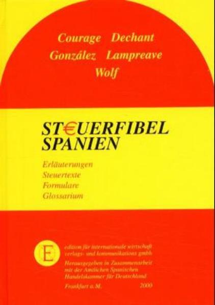 Steuerfibel Spanien als Buch