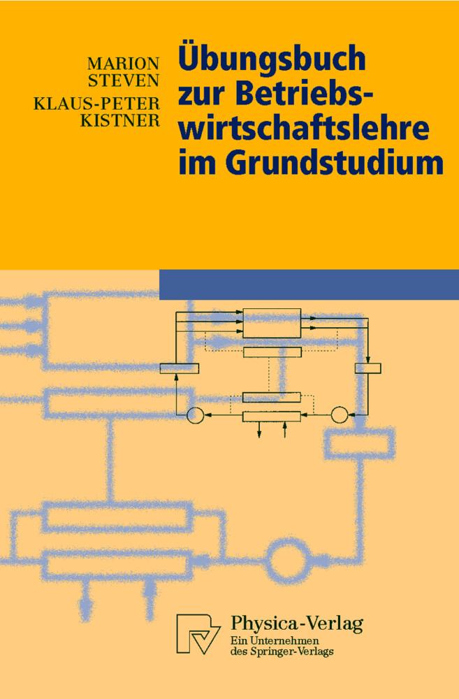 Übungsbuch zur Betriebswirtschaftslehre im Grundstudium als Buch