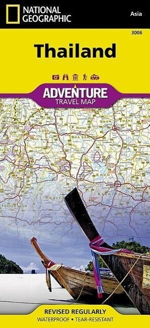 Thailand als Buch von National Geographic