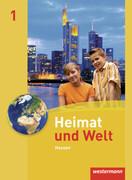 Heimat und Welt 1. Schülerband. Hauptschule, Realschule. Hessen