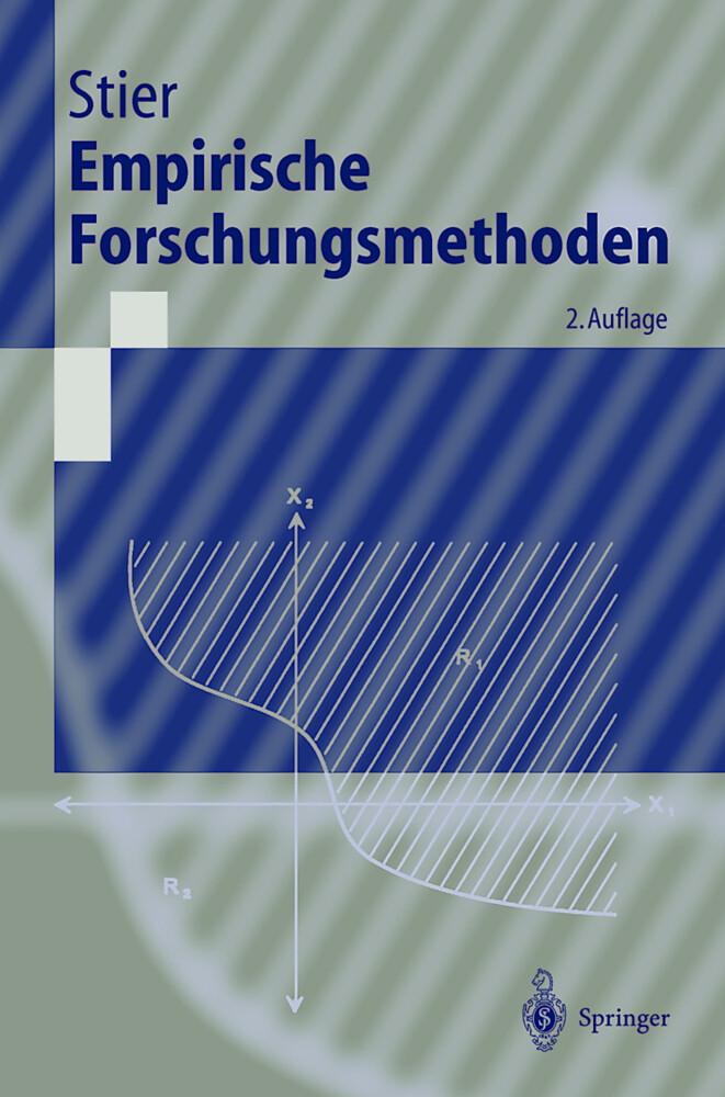 Empirische Forschungsmethoden als Buch