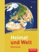 Heimat und Welt Weltatlas. Thüringen