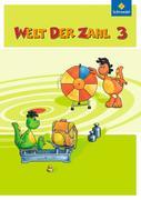 Welt der Zahl 3. Schülerband. Berlin, Brandenburg, Bremen, Mecklenburg-Vorpommern, Sachsen-Anhalt, Thüringen