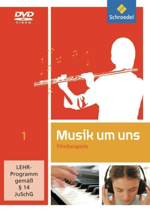 Musik um uns. Filmbeispiele 1. DVD
