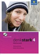 Denkstark Mathematik 4. Schülerband mit CD-ROM. Baden-Württemberg