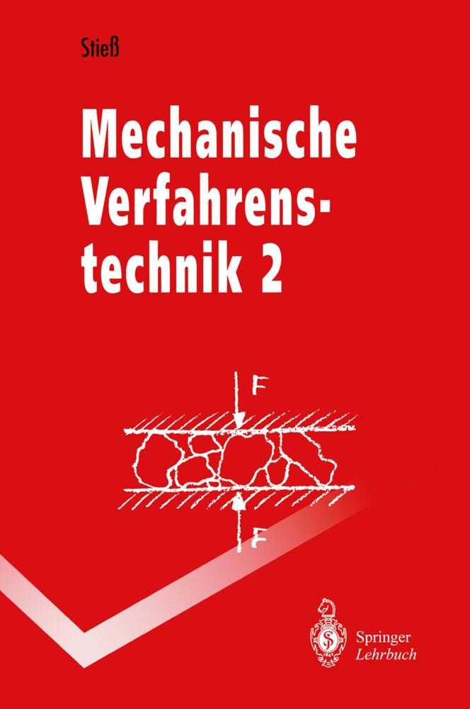 Mechanische Verfahrenstechnik als Buch von Matt...