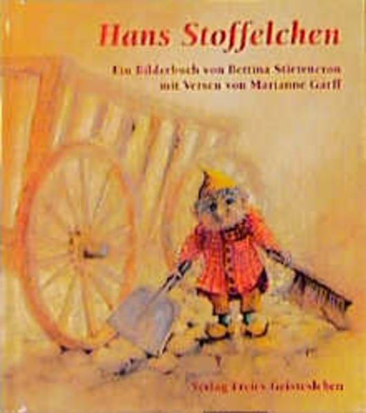 Hans Stoffelchen als Buch
