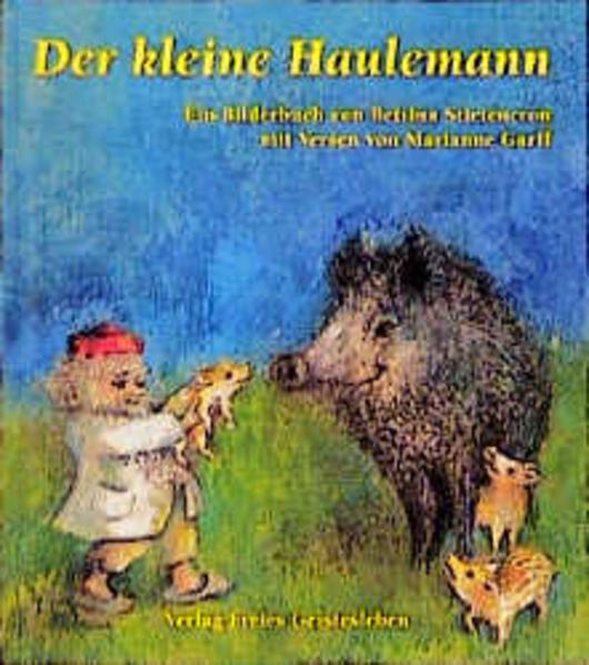 Der kleine Haulemann als Buch