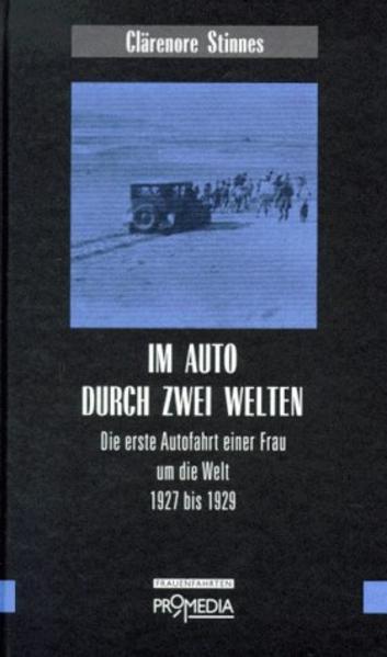 Im Auto durch zwei Welten als Buch