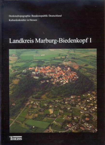 Landkreis Marburg-Biedenkopf. Tl.1 als Buch