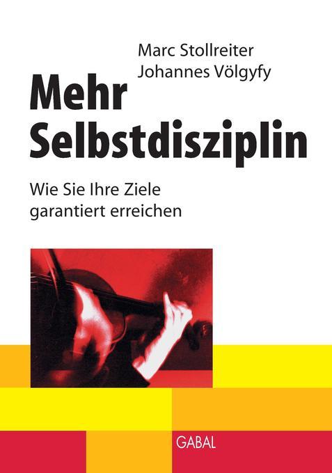 Selbstdisziplin als Buch