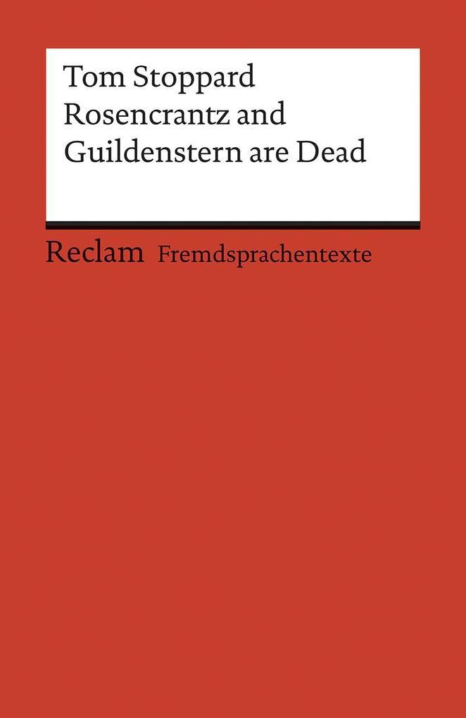 Rosencrantz and Guildenstern are Dead als Taschenbuch