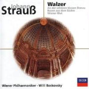 Wiener Walzer als CD