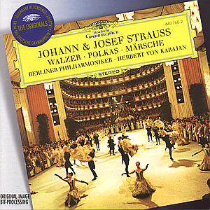 WALZER/POLKAS/MÄRSCHE als CD