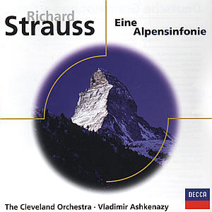 Eine Alpensinfonie als CD
