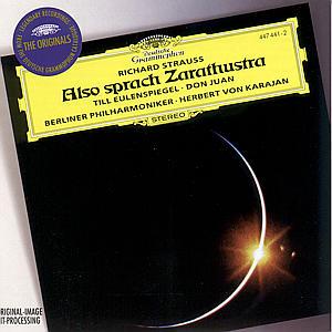 Also Sprach Zarathustra/+ als CD