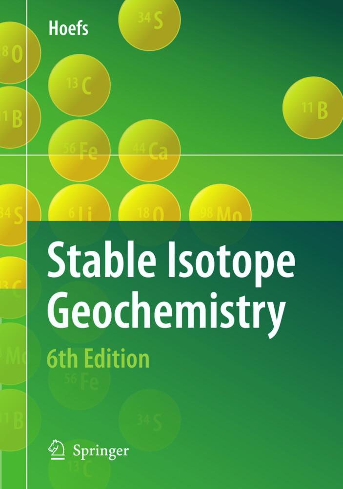 Stable Isotope Geochemistry als Buch von Jochen...