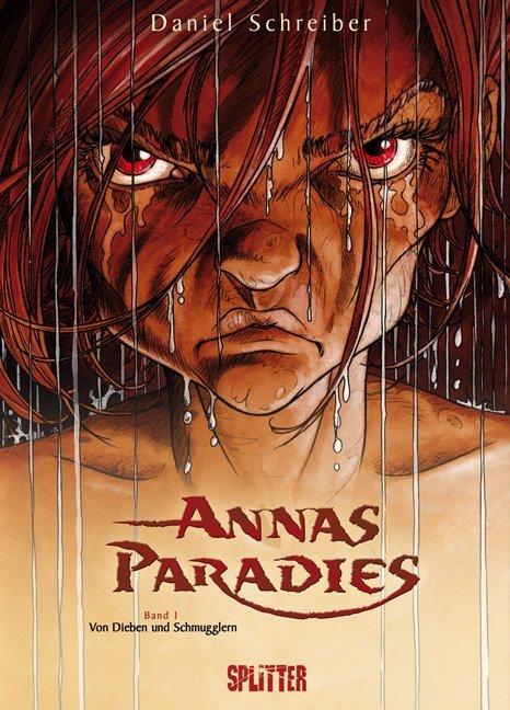 Annas Paradies als Buch von Daniel Schreiber