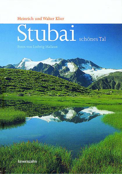 Stubai - schönes Tal als Buch