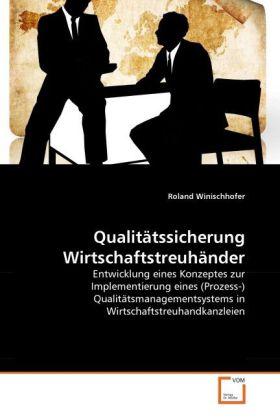 Qualitätssicherung Wirtschaftstreuhänder als Bu...