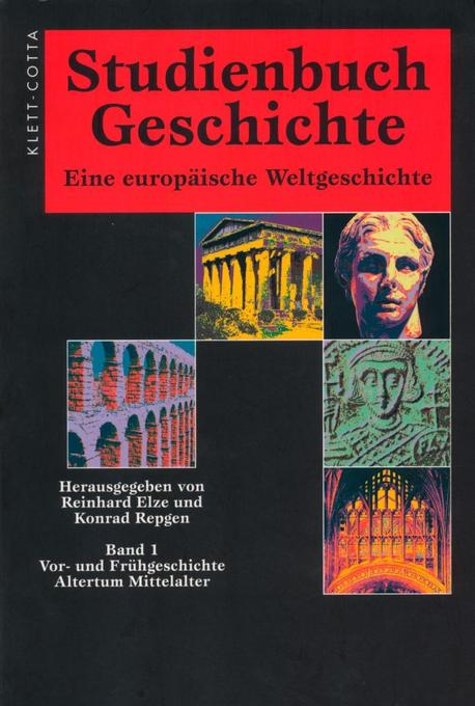 Studienbuch Geschichte 1. Sonderausgabe als Buch